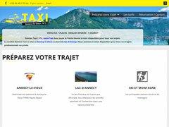 Détails : Damien Taxi à Annecy Le Vieux - Damien Taxi