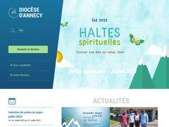 Diocèse d'Annecy