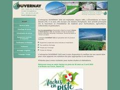 Duvernay équipement de serres en Haute Savoie