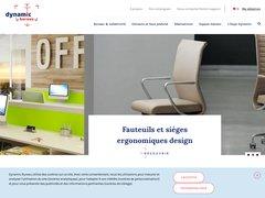Détails : Dynamic bureau : Tout le mobilier de l'entreprise