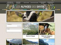 Alpages des Savoie