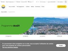 Developpement durable Genève