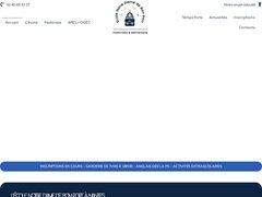 Détails : Notre Dame de Bon Port, école avec garderie