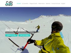Détails : Ecole de Snowktie FlyMountains