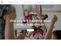 Détails : Ecole primaire bilingue à Scientrier