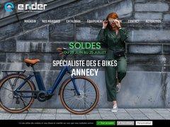 Détails : Erider - Vélo électrique à Annecy