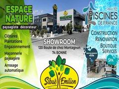 Espace Nature Sibue paysagiste