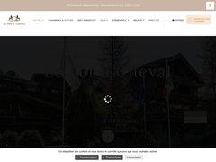 Détails : Le Fer à Cheval Megève