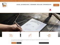 Détails : Les Métalliers réunis - Ferronnerie d'art inox Viuz en Sallaz