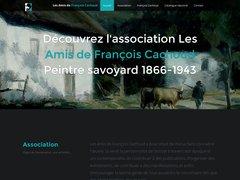 Association Les Amis de François Cachoud - Le peintre savoyard