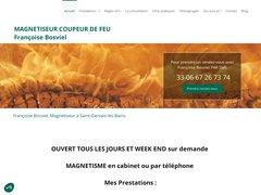 Détails : Francoise Bosviel, magnétiseur
