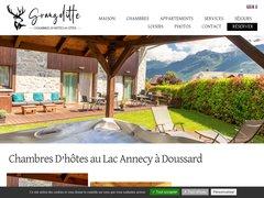 Détails : La Grangelitte - Maison d'hôtes à Annecy Doussard