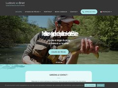 Détails : L. Briet, guide de pêche en haute-savoie et savoie