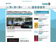 Détails : H2O Radio du Lac d'Annecy