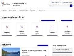 Détails : Préfecture de la Haute-Savoie