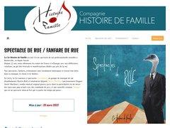 Cie Histoire de Famille