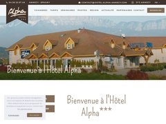 Hotel Alpha Annecy