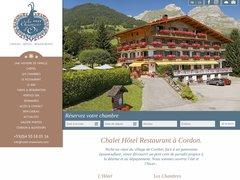 Hotel Le Chamois d'Or Cordon