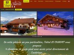 Détails : Chalet Hôtel le Charvet à Cordon