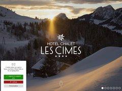 Détails : Hotel les Cimes
