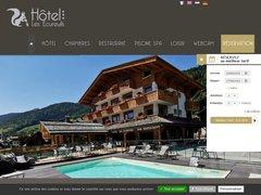Détails : Hotel Les Ecureuils - Le Grand Bornand