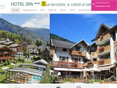 Hotel Résidence Gai Soleil ** Samoens