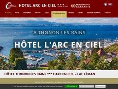 Détails : Hotel Arc en Ciel Thonon Les Bains