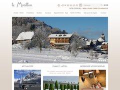 Détails : Hotel Résidence Le Morillon **