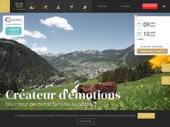 Détails : Hotel Restaurant Macchi
