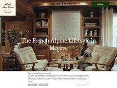 Megeve Hotel Mont-Blanc
