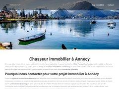 Détails : Agence immobilière IDIM Transaction
