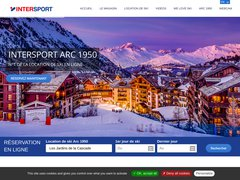Détails : Location Ski Arc 1950 Intersport