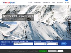 Détails : Location Ski Arc 2000 Intersport