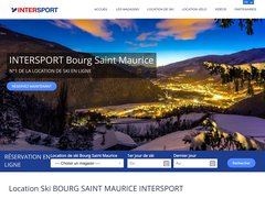 Détails : Location Ski Bourg Saint Maurice Intersport