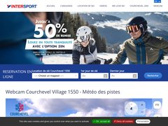 Détails : Webcam Courchevel 1550