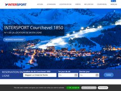 Détails : Location Ski Courchevel 1850 Intersport