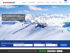 Détails : Location Ski Risoul Intersport