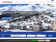 Détails : Location Ski Saint Francois Longchamp Intersport