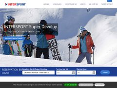Détails : Location Ski Super Devoluy Intersport