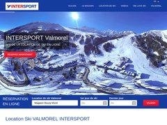 Détails : Location Ski Valmorel Intersport