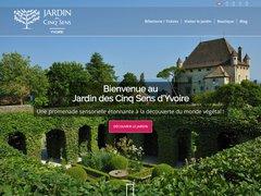 Détails : Jardin des Cinq Sens - Yvoire
