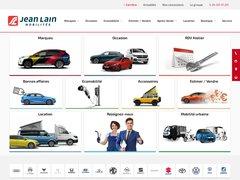Détails : Jean Lain Automobiles