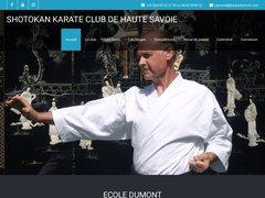 Détails : Shotokan Karate Club de Haute-Savoie