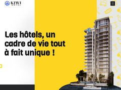 Kiwi Hôtel - Port-de-Lanne