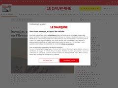 Détails : Le Dauphiné libéré