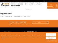 Détails : Webcam Le Grand Bornand
