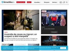 Détails : Léman Bleu Télévision