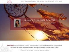 Détails : Evolution Bien Etre Le Monde du Massage