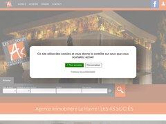 Les As.sociés - Agence immobilière - Annonces (achat, vente) - Transactions Immobilières Le Havre