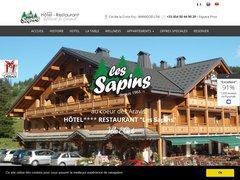 Détails : Hotel Les Sapins - Col de la Croix Fry - Manigod